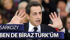 Türk düşmanı Sarkozy, Türk çıktı