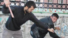 Ankara'da tacizciye meydan dayağı
