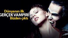 İlk gerçek vampir Türkiye'den çıktı