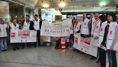 Gönüllü doktorlar ilk kez Moritanya'da