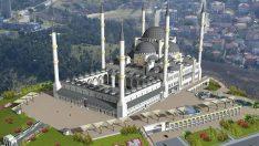 Çamlıca Cami projesi değiştirildi
