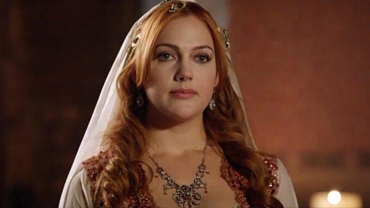 Meryem Uzerli fahişe rolünde