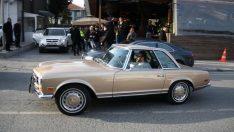 Ünlülerin klasik araba sevdası