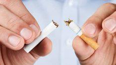 Sigarayı bırakınca kilo almaktan korkmayın!