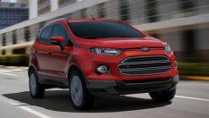 Ford'un küçük SUV'u