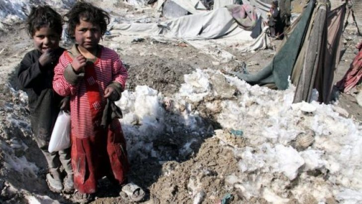 Suriye'nin acı çeken çocukları
