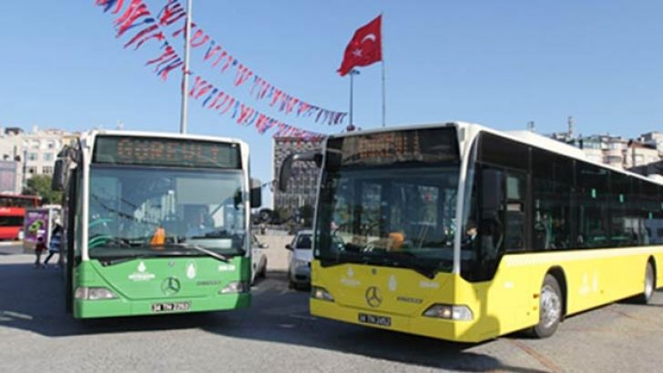 İBB'den otobüs ihalesi