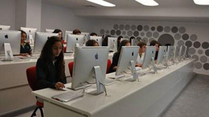 Doğa Koleji'nde Apple sınıfı!