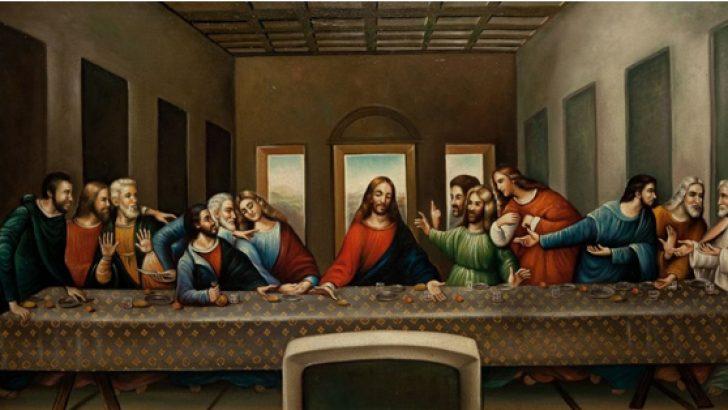 Hz. İsa'nın 'Son yemeği'