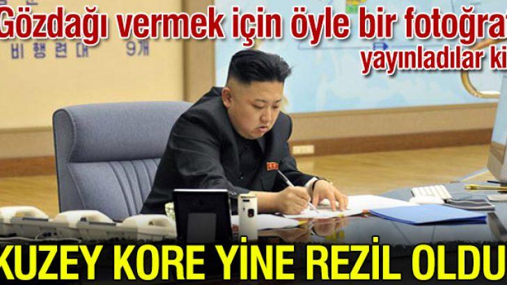 Kuzey Kore, yine alay konusu oldu