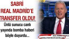 Sabri Sarıoğlu Real Madrid'e nasıl transfer oldu?