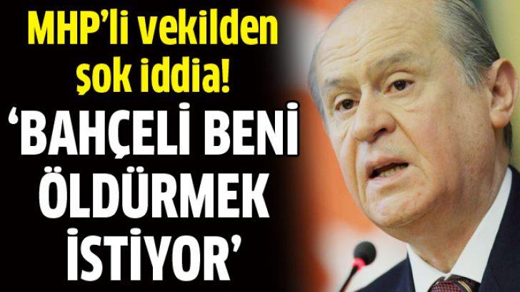 MHP'li Yusuf Ziya İrbeç'ten şok iddia!
