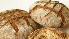 Tam buğday ekmeği tam bir sağlık deposu