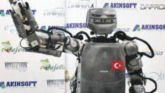 Türkiye'nin ilk yerli robotu