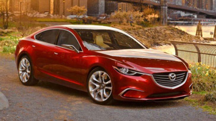İşte yeni Mazda geldi