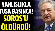 Reuters George Soros'u böyle öldürdü!