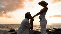 Evlenme teklifinin ayak sesleri: İpuçları