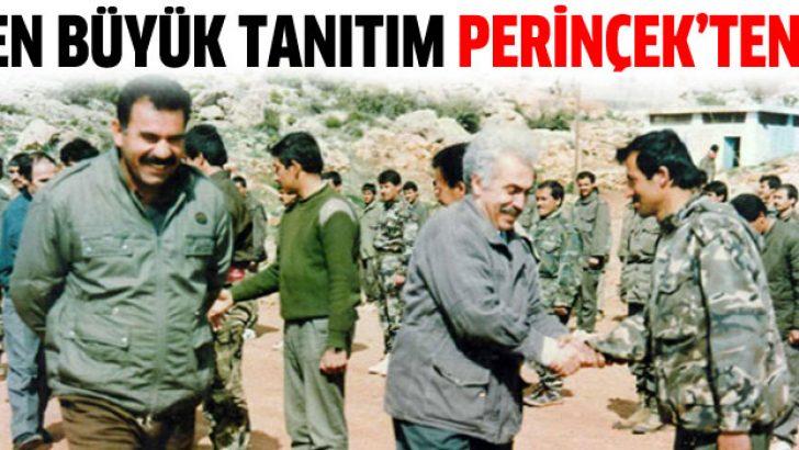 Perinçek'ten PKK'ya büyük tanıtım