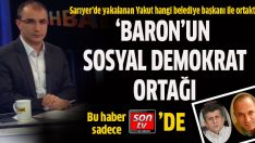 Sarıyer'de yakalanan Yakut hangi belediye başkanı ile ortaktı?
