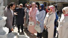 Başkan Eşleri Eyüp Sultan'da