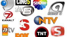 En çok izlenen TV kanalları