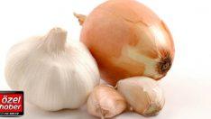Soğan ve sarımsak tansiyonu etkiler mi?