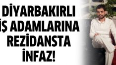 Diyarbakırlı iş adamları infaz edildi