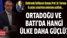 Prof.Dr. Yarman: 'İran ve Türkiye'nin toplam gücü Rusya'ya eşdeğer'