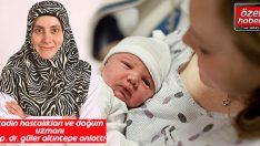Doğum sancıları ve doğum süreci