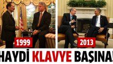 Sosyal medyada Erdoğan ve Ecevit karşılaştırması