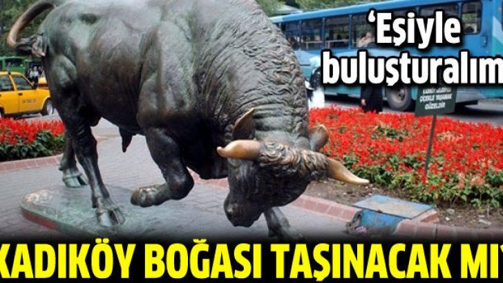 Milli Saraylar Kadıköy boğasını istiyor