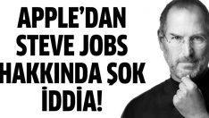 Apple Steve Jobs'u suçlu olarak ilan etti