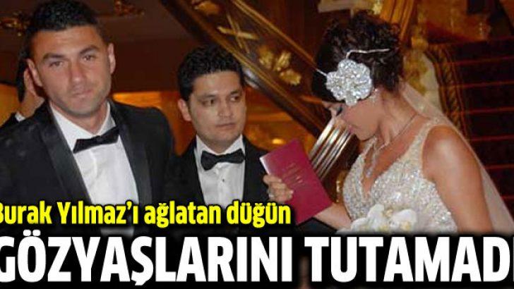 Burak Yılmaz'ın kız kardeşi Manolya evlendi