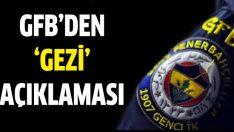 GFB'den 'Gezi Parkı' açıklaması