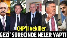 CHP'lilerden inanılmaz tahrikler
