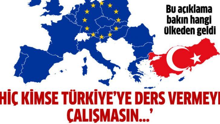 İspanya'dan AB ülkelerine Türkiye önerisi