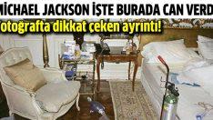 Michael Jackson işte burada can verdi