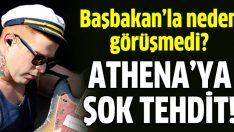 Athena Gökhan'a 'Gezi' tehdidi