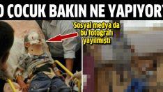 Sosyal medyanın yaralı çocuğu bakın ne yapıyor?