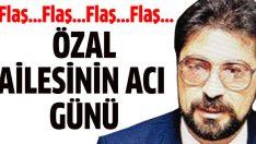 Murat Mehmet Özal yaşamını yitirdi