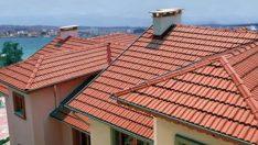 Artık ev çatıları böyle olacak