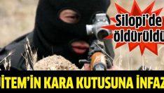 JİTEM'in kara kutusu infazcıya yolda infaz