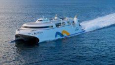 Dünyanın en hızlı gemisi