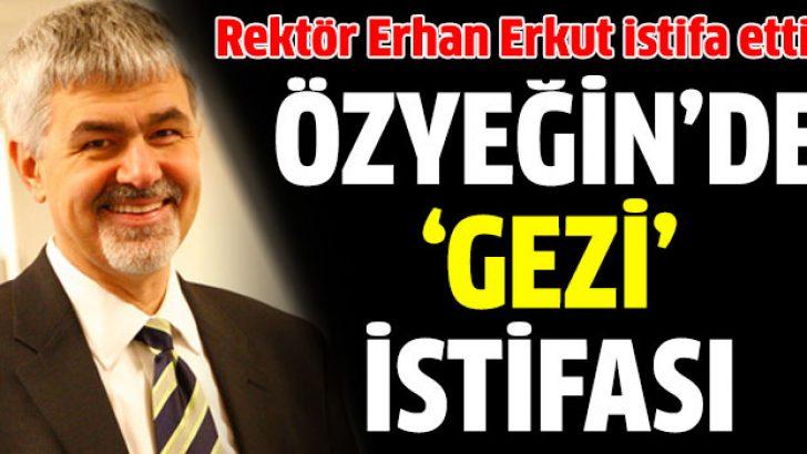 Gezi 'ye destek veren Rektör istifaya mı zorlandı?