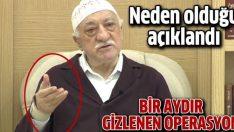 Fethullah Gülen'in kolu neden sargılıydı?