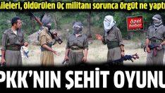 PKK'da iç infaz!