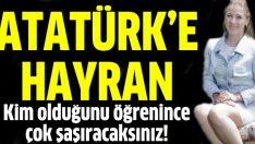 Sultan Vahdettin'in torunu Atatürk'ün hayranı