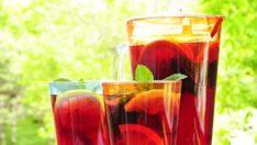 Az kalorili yaz içecekleri
