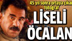Abdullah Öcalan'ın 45 yıl sonra ortaya çıkan görüntüsü