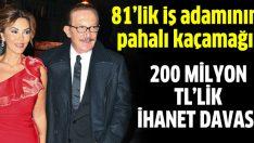 Feryal Gülman'dan 200 milyon TL'lik 'ihanet' davası